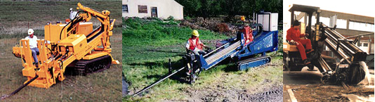 Directional Bore Machines Come in a Variety of Sizes